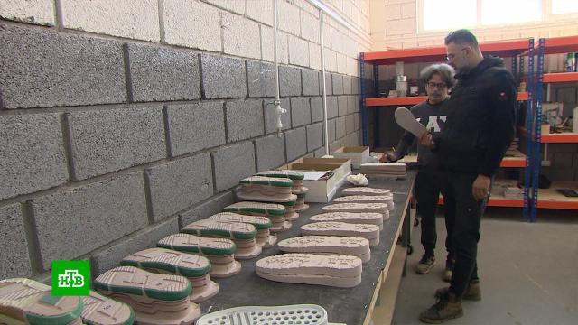 В Дагестане начали делать итальянскую обувь.Дагестан, мода, экономика и бизнес, компании.НТВ.Ru: новости, видео, программы телеканала НТВ