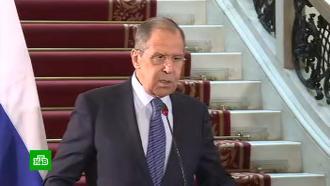 Лавров: чартеры вЕгипет могут быть возобновлены вближайшее время