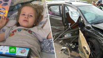 Водитель-наркоман сделал 5-летнюю дочь инвалидом