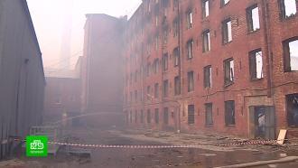 Упредпринимателей с«Невской мануфактуры» сгорело всё имущество