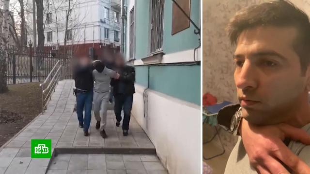 Задержанный за убийство вора взаконе Алика Рыжего признал вину.Москва, аресты, криминал, расследование, убийства и покушения.НТВ.Ru: новости, видео, программы телеканала НТВ