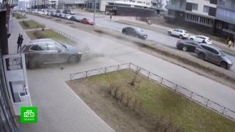 Молниеносная реакция петербуржца спасла жизнь его сыну