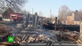 Власти объявили траур после гибели пятерых детей вСвердловской области