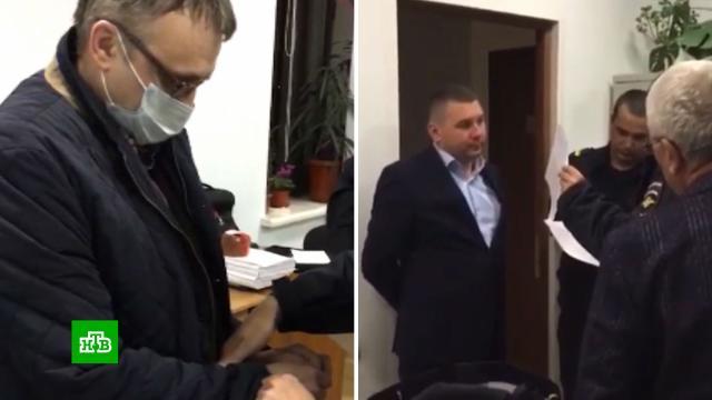 На Ставрополье продолжаются задержания высокопоставленных чиновников