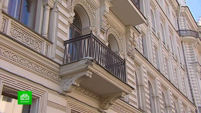 Вмузее Бродского открыли балкон для культурных селфи.Санкт-Петербург, выставки и музеи, литература, поэзия и поэты.НТВ.Ru: новости, видео, программы телеканала НТВ