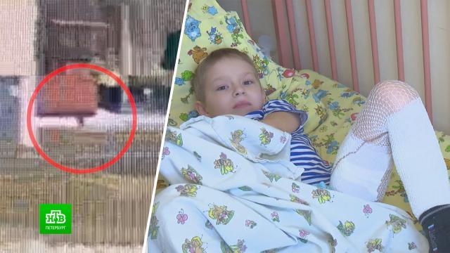 В Нижневартовске ребенок едва не сварился в кипятке по дороге в гимназию.ХМАО/Югра, дети и подростки, несчастные случаи.НТВ.Ru: новости, видео, программы телеканала НТВ