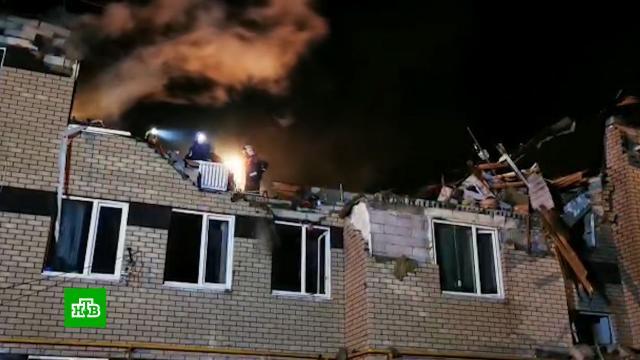 Под завалами дома вМаргуше нашли тело младенца.МЧС, Нижегородская область, взрывы газа, дети и подростки, младенцы, пожары.НТВ.Ru: новости, видео, программы телеканала НТВ