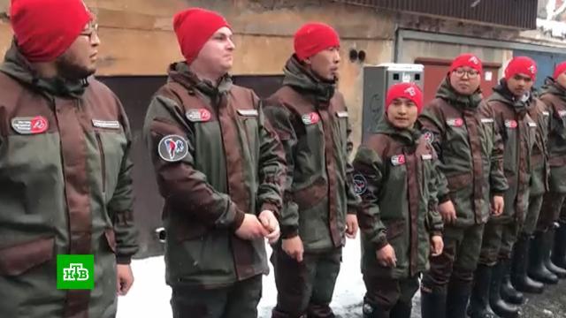 Участники «Молодежки ОНФ» помогут пострадавшим от паводков вИркутской области.Иркутская область, волонтеры, наводнения.НТВ.Ru: новости, видео, программы телеканала НТВ