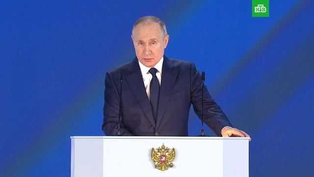 «Сделайте прививку»: Путин обратился кроссиянам.Путин, вакцинация, здоровье, коронавирус, парламенты, прививки, эпидемия.НТВ.Ru: новости, видео, программы телеканала НТВ