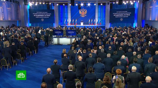 Путин назвал приоритетом властей России выход страны из коронавирусного кризиса.Путин, парламенты, социальное обеспечение, экономика и бизнес.НТВ.Ru: новости, видео, программы телеканала НТВ