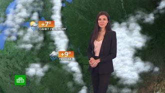 Прогноз погоды на 24апреля