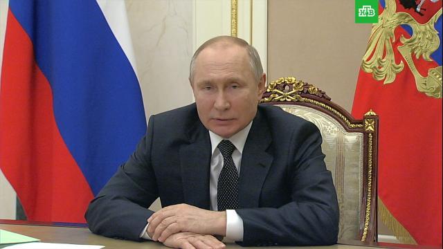 Путин объявил дни между майскими праздниками нерабочими.Путин, Роспотребнадзор, работа, торжества и праздники.НТВ.Ru: новости, видео, программы телеканала НТВ