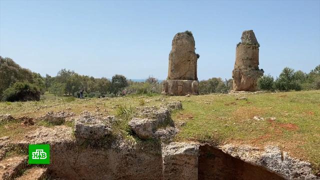 Поиски сокровищ: вСирии начались раскопки древнего финикийского города.Сирия, археология, история.НТВ.Ru: новости, видео, программы телеканала НТВ