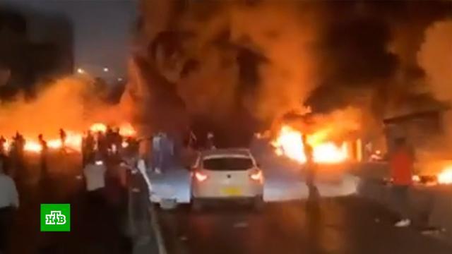 Израиль сообщил о ракетном обстреле со стороны сектора Газа.Израиль.НТВ.Ru: новости, видео, программы телеканала НТВ