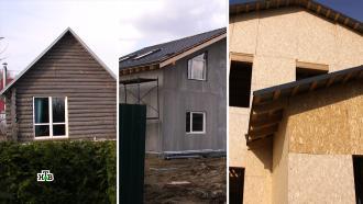 Как взять дешевый кредит и построить загородный дом.НТВ.Ru: новости, видео, программы телеканала НТВ