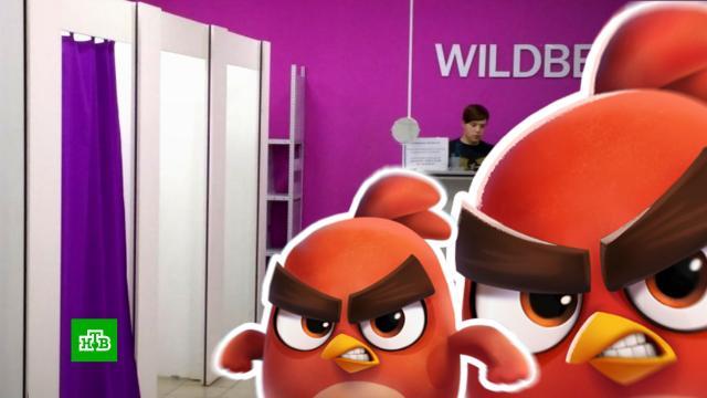 Разработчик Angry Birds подал всуд на Wildberries.бренды, компании, компьютерные игры, пиратство и авторское право, суды, торговля, экономика и бизнес.НТВ.Ru: новости, видео, программы телеканала НТВ