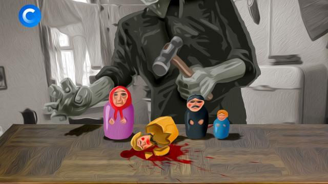 Молитва маньяка.НТВ.Ru: новости, видео, программы телеканала НТВ