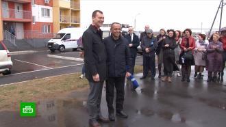 В Хабаровске работникам скорой помощи вручили ключи от квартир