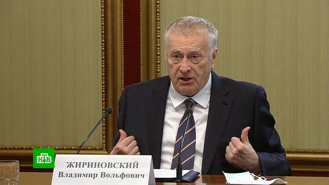 «Каждый день новое слово»: Жириновский снова вступился за чистоту русского языка