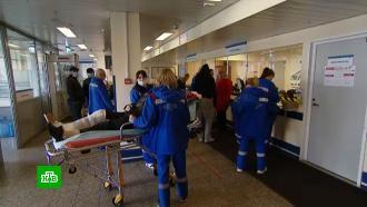 Спасая жизни: как работают бригады скорой помощи вРоссии