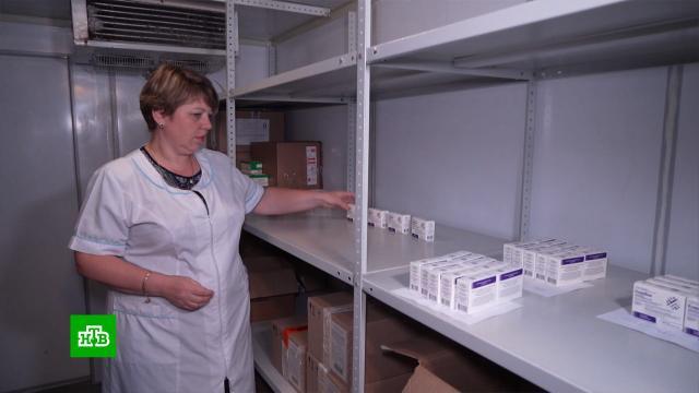 Первая партия вакцины «КовиВак» доставлена в Приморье.Хабаровский край, вакцинация, коронавирус, пенсионеры, Приморье.НТВ.Ru: новости, видео, программы телеканала НТВ