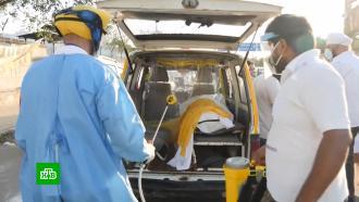 «Коронавирусный шторм» привел к медицинскому коллапсу в Индии
