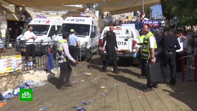 Нетаньяху объявил день траура по погибшим вдавке израильтянам