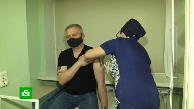 В Саратове открылся ночной пункт вакцинации от COVID-19.Саратов, болезни, вакцинация, здоровье, коронавирус, прививки, эпидемия.НТВ.Ru: новости, видео, программы телеканала НТВ