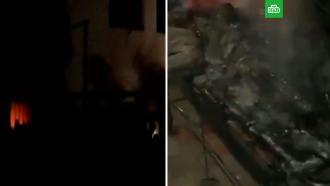 Пациенты сCOVID погибли при пожаре виндийской больнице