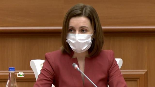 Румынизация Молдавии: ЕС поддержал Майю Санду вконфликте спарламентом