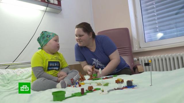 Диме из ХМАО жизненно необходим препарат для подготовки к пересадке костного мозга.SOS, благотворительность, дети и подростки.НТВ.Ru: новости, видео, программы телеканала НТВ