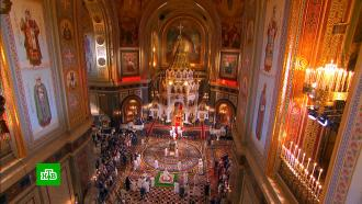 Патриарх Кирилл: Пасха дарит надежду на скорейшее завершение пандемии