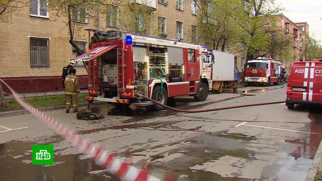 ВМЧС опровергли гибель трех человек при пожаре вмосковской гостинице.Москва, отели и гостиницы, пожары.НТВ.Ru: новости, видео, программы телеканала НТВ