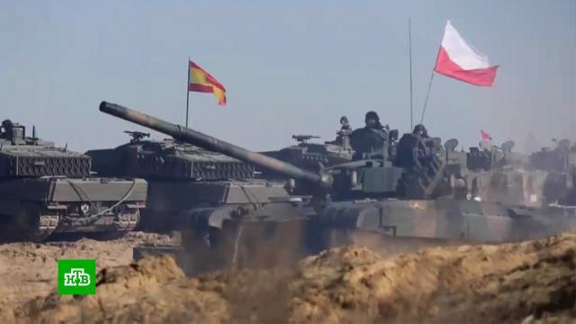 На Балканах стартовали учения НАТО по «проникновению и захвату».НАТО, США, учения.НТВ.Ru: новости, видео, программы телеканала НТВ