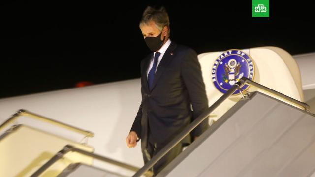 Блинкен прибыл с визитом в Киев.Госсекретарь США прилетел в Киев, где планирует провести серию встреч.Госдепартамент США, США, Украина.НТВ.Ru: новости, видео, программы телеканала НТВ
