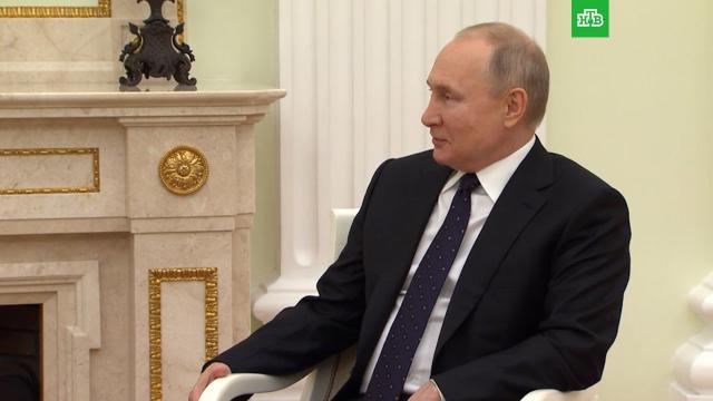 Путин заявил о нехватке рабочих рук в ряде отраслей.Путин, Таджикистан, мигранты, экономика и бизнес.НТВ.Ru: новости, видео, программы телеканала НТВ