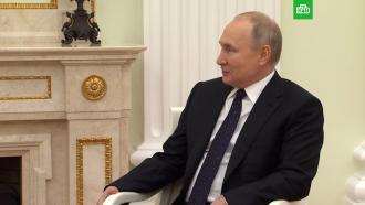 Путин заявил онехватке рабочих рук вряде отраслей