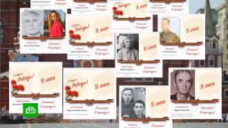 Онлайн-акция «Бессмертный полк» объединила около 5млн участников.Великая Отечественная война, Вторая мировая война, День Победы, ветераны.НТВ.Ru: новости, видео, программы телеканала НТВ