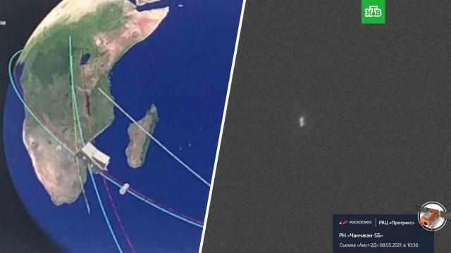 «Роскосмос» подтвердил падение обломков китайской ракеты в Индийский океан.Обломки отработавшей ступени ракеты-носителя «Чанчжэн-5Б» (CZ-5B), которая вывела на орбиту модуль китайской станции, упали в Индийский океан. Данные об этом подтвердили в «Роскосмосе»..Роскосмос, запуски ракет, космос, ракеты.НТВ.Ru: новости, видео, программы телеканала НТВ