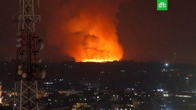 Врезультате ударов Израиля по сектору Газа погибли 20палестинцев.Израиль, Палестина, войны и вооруженные конфликты.НТВ.Ru: новости, видео, программы телеканала НТВ