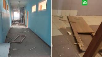 Опубликовано видео сместа стрельбы вказанской школе