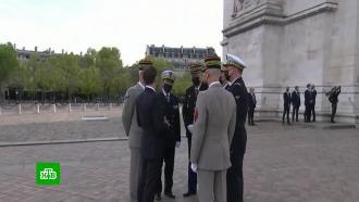 Французские генералы в ультимативной форме предупредили о грозящей стране опасности.НТВ.Ru: новости, видео, программы телеканала НТВ