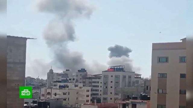 Израиль не исключает наземного вторжения в сектор Газа