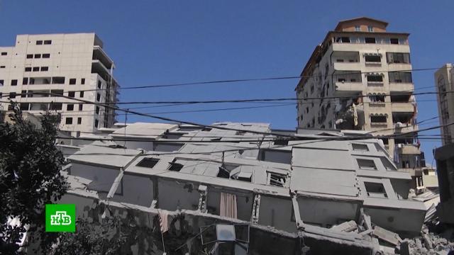 Последствия нанесения Израилем авиаударов по сектору Газа сняли на видео.Израиль, Палестина, войны и вооруженные конфликты.НТВ.Ru: новости, видео, программы телеканала НТВ