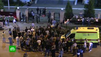 Омбудсмен рассказала озатяжном конфликте всемье напавшего на казанскую школу студента