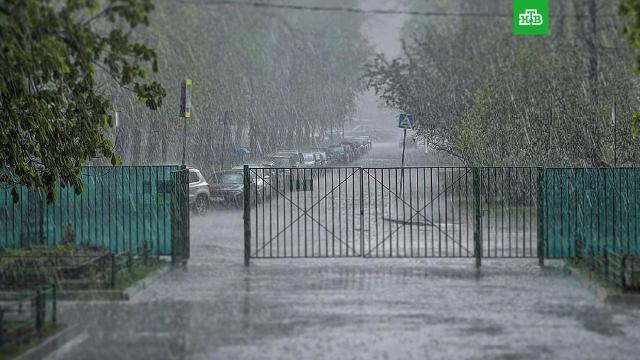 Источник сообщил отроих пострадавших из-за грозы вМоскве.Москва, погода.НТВ.Ru: новости, видео, программы телеканала НТВ