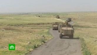 Российская военная полиция обеспечивает безопасность дорог всирийской провинции Алеппо