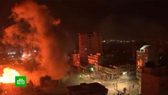 Израильская армия готовится кназемной операции всекторе Газа