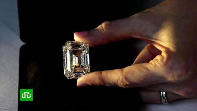 Российский бриллиант продали саукциона более чем за 14млн долларов.аукционы, бриллианты.НТВ.Ru: новости, видео, программы телеканала НТВ