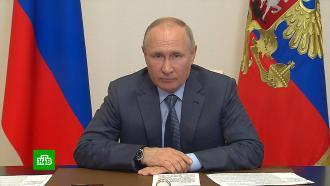 Путин поручил внедрить единый подход кобеспечению безопасности школ